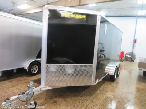 2019 Aluma AE714TA 7'X14' Enclosed Trailer