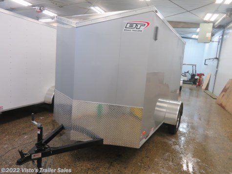 2019 Bravo Trailers Scout 6'X10' Enclosed Trailer
