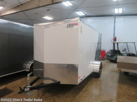 2019 Bravo Trailers Scout 6'X12' Enclosed Trailer