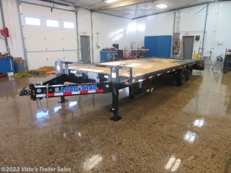 2019 Load Trail 102''X24 Deckover Trailer