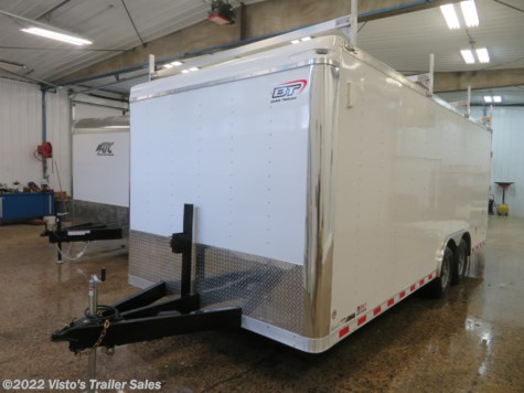 2019 Bravo Star 8.5'X20' Enclosed Trailer