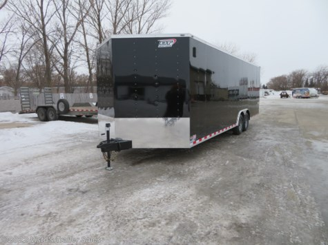 2019 Bravo Trailers Scout 8.5'X24' Enclosed Trailer