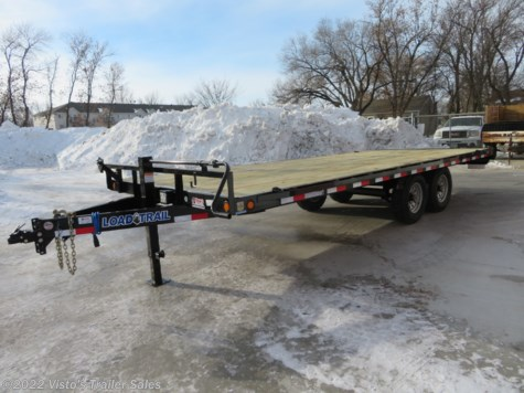 2019 Load Trail 102''X20' Deckover Trailer