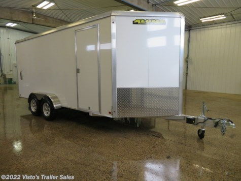 2020 Aluma 7'X16' Enclosed Trailer