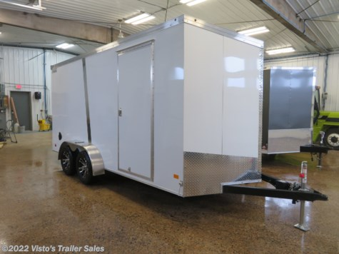 2019 Haulmark 7'X16' Enclosed Trailer