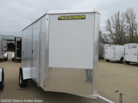 2020 Aluma AE610 6'X10' Enclosed Trailer