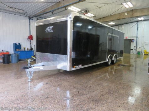 2019 ATC Raven 8.5'X24' Enclosed Trailer