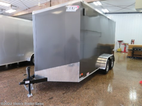 2020 Bravo Trailers Scout 7'X14' Enclosed Trailer