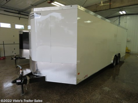 2019 Haulmark 8.5'X24' Enclosed Trailer