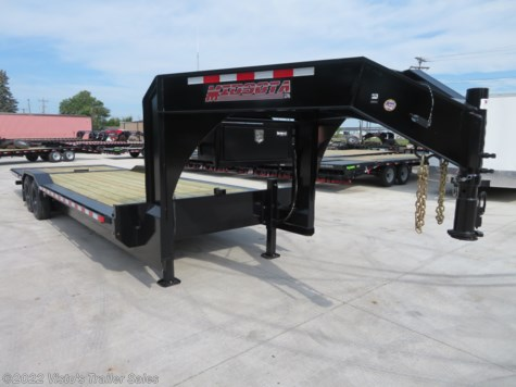 2019 Midsota 102''X26' Gooseneck Equipment