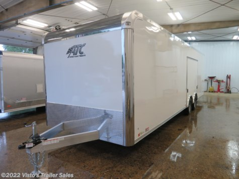 2020 ATC 8.5'X28' Enclosed Trailer