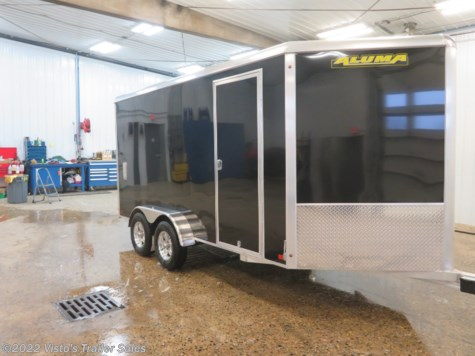 2020 Aluma 7'X14' Enclosed Trailer
