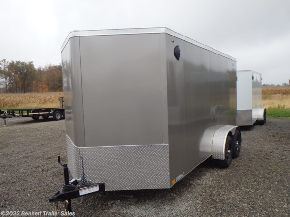 2021 Legend Trailers 7X16STVTA35 Cyclone available in Salem, OH