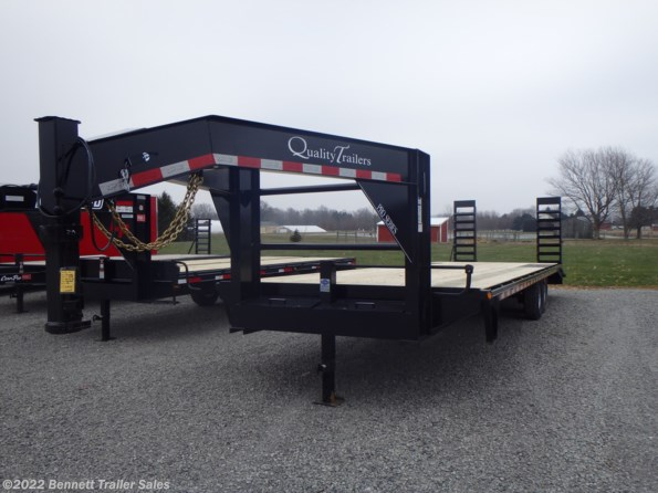 2021 Quality Trailers G Series 20 + 4 7K Pro available in Salem, OH