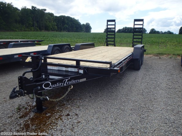 2021 Quality Trailers DH Series 20 Pro available in Salem, OH