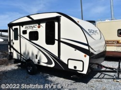 New 2018  Venture RV Sonic SL150VRK by Venture RV from Stoltzfus RV's & Marine in West Chester, PA