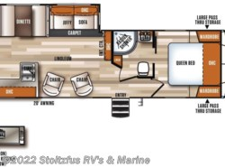 New 2018  Forest River Vibe 268RKS by Forest River from Stoltzfus RV's & Marine in West Chester, PA