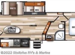 New 2018  Forest River Vibe 313BHS by Forest River from Stoltzfus RV's & Marine in West Chester, PA