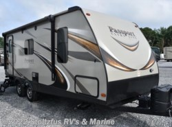 Used 2016  Keystone Passport Elite 23 RB by Keystone from Stoltzfus RV's & Marine in West Chester, PA