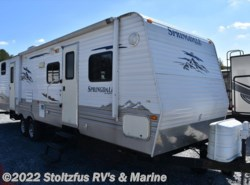 Used 2010  Keystone Springdale 303 BH by Keystone from Stoltzfus RV's & Marine in West Chester, PA