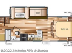 New 2018  Forest River Wildwood 273QBXL by Forest River from Stoltzfus RV's & Marine in West Chester, PA