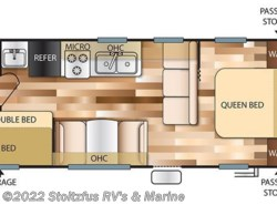 New 2018  Forest River Wildwood 261BHXL by Forest River from Stoltzfus RV's & Marine in West Chester, PA