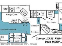 Used 2006  Carriage Cameo LXI F35KS3 by Carriage from Optimum RV in Ocala, FL