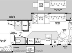Used 2005  Winnebago Voyage 35D by Winnebago from Optimum RV in Ocala, FL