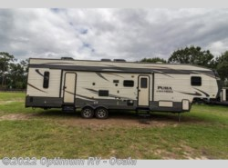 Used 2016  Palomino Puma Unleashed 373-QSI by Palomino from Optimum RV in Ocala, FL