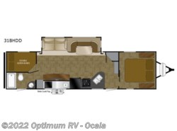 New 2018  Heartland RV North Trail  31BHDD King by Heartland RV from Optimum RV in Ocala, FL