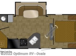 New 2018  Heartland RV North Trail  24BHS by Heartland RV from Optimum RV in Ocala, FL