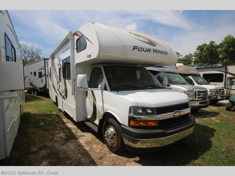 2020 Thor Motor Coach Four Winds 28A Chevy