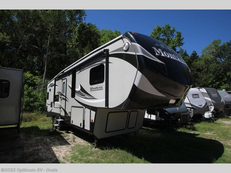 2014 Keystone Montana High Country 293RK
