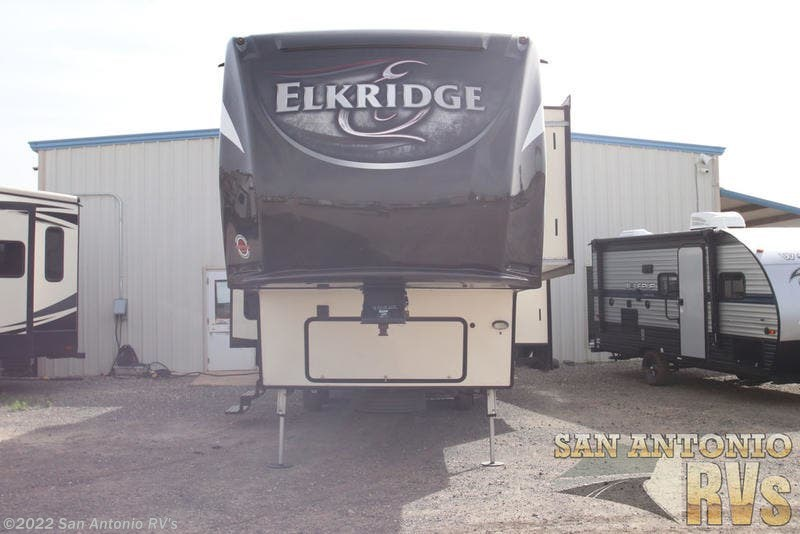 2017 Heartland RV ElkRidge 37 Ultra for Sale in Seguin, TX 78155   RY650