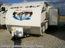 Used 2013  Forest River Grey Wolf 29DSFB by Forest River from Beilstein Camper Sales in La Grange, MO