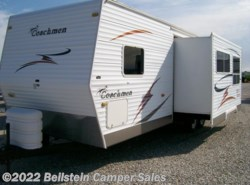 Used 2007  Coachmen Spirit of America 28BHS by Coachmen from Beilstein Camper Sales in La Grange, MO