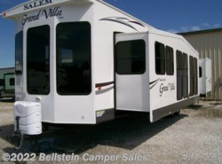 Used 2013  Forest River Salem Grand Villa 408FLFB by Forest River from Beilstein Camper Sales in La Grange, MO