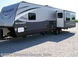 New 2018  Keystone Springdale 311RE by Keystone from Beilstein Camper Sales in La Grange, MO