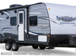 New 2018  Keystone Springdale Summerland 2600TB by Keystone from Beilstein Camper Sales in La Grange, MO