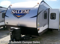 New 2018  Forest River Salem 31KQBTS by Forest River from Beilstein Camper Sales in La Grange, MO