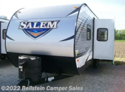 New 2019  Forest River Salem TT 27DBUD by Forest River from Beilstein Camper Sales in La Grange, MO