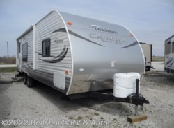 Used 2014  Coachmen Catalina Santara 262RLS by Coachmen from Beilstein's RV & Auto in Palmyra, MO