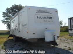 Used 2008  Forest River Flagstaff Hard Side 832RLSS by Forest River from Beilstein's RV & Auto in Palmyra, MO