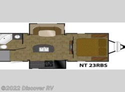 New 2018  Heartland RV North Trail  23RBS by Heartland RV from Discover RV in Lodi, CA