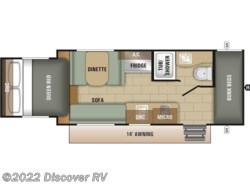 New 2018  Outfitter  7 19BHS by Outfitter from Discover RV in Lodi, CA