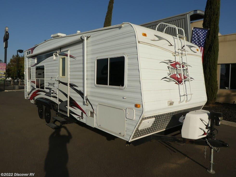 2008 Weekend Warrior FS2500