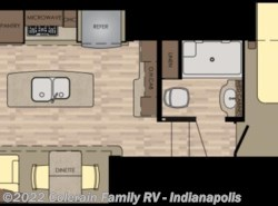 New 2017  Redwood Residential Vehicles Redwood 3401RL by Redwood Residential Vehicles from Colerain RV of Indy in Indianapolis, IN