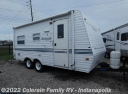 Used 2001  Keystone Springdale 21FL by Keystone from Colerain RV of Indy in Indianapolis, IN