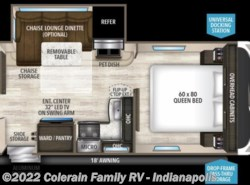 New 2018  Grand Design Imagine 2150RB by Grand Design from Colerain RV of Indy in Indianapolis, IN
