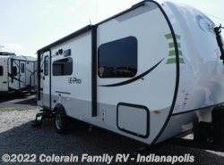 New 2018  Forest River Flagstaff E-Pro 19FBS by Forest River from Colerain RV of Indy in Indianapolis, IN